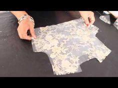 como hacer una faldilla o crinolina 5. ARMADO 2 - YouTube
