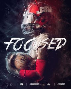 Photo Illustration 3- I really like how the red paint pops off the athlete's helmet. Will help our pages become more vibrant