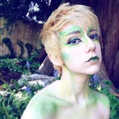 Pin for Later: 25 Ethereal Makeup Transformations to DIY Your Halloween 'Fairy' Tale