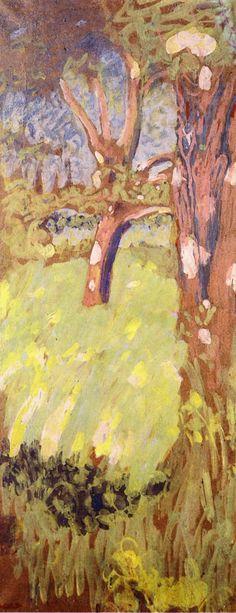 Tree by Edouard Vuillard