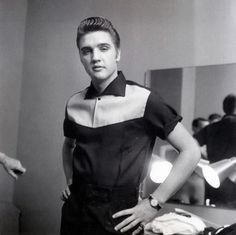 Elvis happy Late Bday.