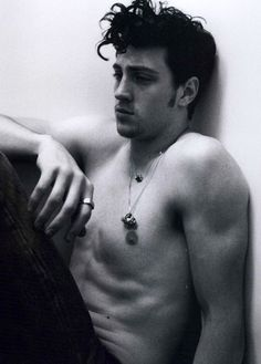 Aaron Johnson   .. aka Angus Thongs and Full Frontal Snogging!!