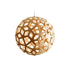 David Trubridge Coral Kitset Pendant 15 - Contemporary - Pendant Lighting - by Vanillawood Wire Pendant Light, Modern Pendant Light, Pendant Chandelier, Pendant Lighting, Coral Lamp, Scandinavia Design, Lighting Solutions, Drum Shade, Light Shades