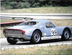 PORSCHE 904 GTS F4 FRANK WERNER HORST KWECH 1967 ROAD AMERICA 500 PHOTOGRAPH 2