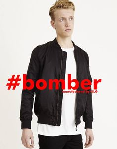 Bomber for men with modern styles manufactured by GLG. #bomberjacket #streetstyle #fashinwears