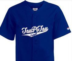 TPT  Band Greek Baseball Jersey