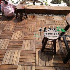 balcony flooring. 12rmb per square. Definitely on the wishlist.