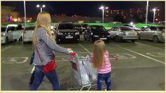 VLOG: Семейная прогулка в магазин продуктов Гипермаркет Going to the sto...