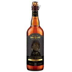 Official Game of Thrones beer: Iron Throne