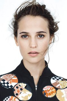 Alicia Vikander's flawless complexion is so stunning