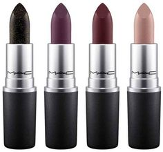 MAC Dark Desires Winter 2015 Spring 2016 Collection