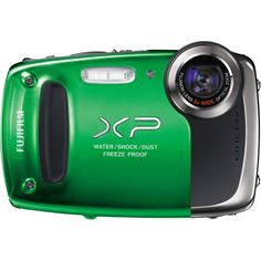 Fujifilm FinePix XP50 Digital Camera (Green) >>> Learn more by visiting the image link.