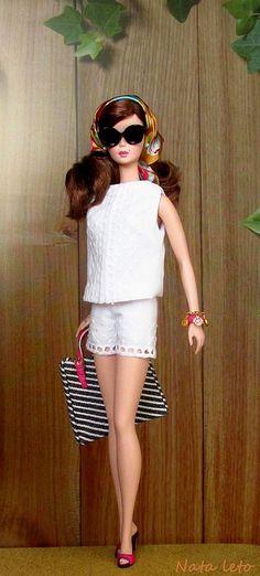 Barbie Silkstone Trace of Lace