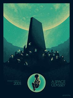 """""""2001: A space odyssey"""" Tribute on Behance"""