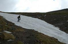 Montañero solitario Extrema las precauciones al desplazarte