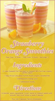 Smooties-PinaholicMyrie  http://pinaholicmyrie.com/healthy-smoothies/
