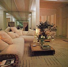 Designer Bob Patino  THE NYT BOOK OF INTERIOR DESIGN AND DECORATION| ©1976