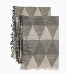 Shopping Cart: Sweater Weather, Madewell mountain shadow scarf / Garance Doré