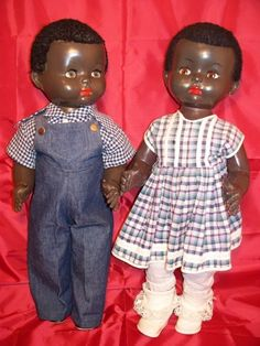 images of black dolls around the world | Black Dolls From Around the World - New Zealand