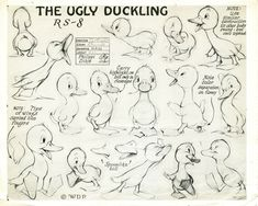 My Favorite - Disney's The Ugly Ducklng