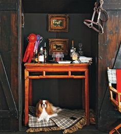 Equestrian home decor ideas