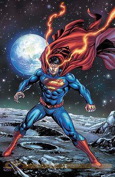 superman original art - Buscar con Google
