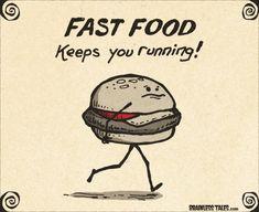 Fast Food - Brainless Tales