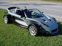 My Next Car  2000 Lotus Elise 340R