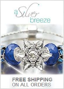 Chamilia and Kameleon bead jewelry from A Silver Breeze
