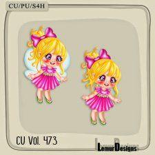 CU Vol 473 Spring Fairy #CUdigitals cudigitals.com cu commercial digital scrap #digiscrap scrapbook graphics