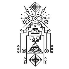S Y M M E T R Y #drawing #work #wip #symmetry #art #artist #artwork #pen #design #label #original #organic #420 #goodmorning by thedarknesslives