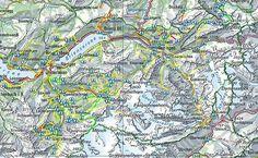 Product: Berner Oberland Switzerland Tourism, Hiking Trails, City Photo, Painting, Art, Hiking, Virgo, Art Background, Painting Art