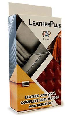Professional DIY Leather Repair Kit and Vinyl Repair Kit