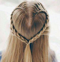 braids for short to medium length hair | Hair How-To: The Waterfall Braid/ Cascade Braid