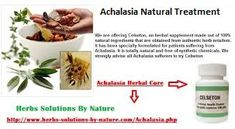 7 Natural and Herbal Treatment of Achalasia