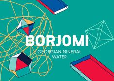Georgian mineral water brand Borjomi likes taking on new challenges, applying fresh approaches and daring solutions in its ongoing efforts to evolve as a brand and reinvent its package design and advertising campaigns. Water Packaging, Water Branding, Brand Packaging, Design Agency, Branding Design, Mineral Water Brands, Traditional Taste, New Year Holidays, Article Design