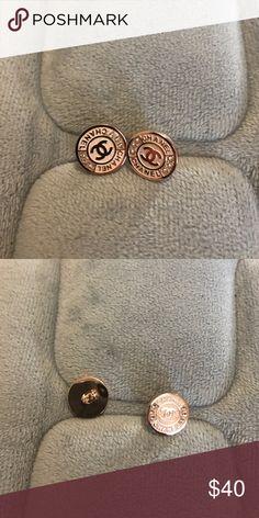 14k rose gold earrings Planted rose gold earrings new arrive! no brand Jewelry Earrings