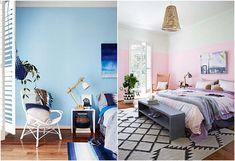 Ne pas peindre les murs jusqu'au plafond, représente une autre des astuces déco malines pour aérer et agrandir l'espace de vie