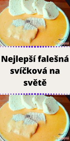 Czech Recipes, A Table, Cantaloupe, Food And Drink, Pizza, Menu, Cheese, Fruit, Czech Food
