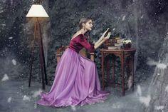 Vestido Quione Miticca by Isabella Gobarodi