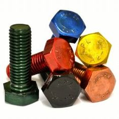 GWR Colourfast® Stainless Steel Hexagon Setscrews