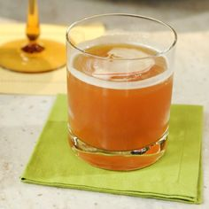 It's Apple Season! Try These 15 Uses for Apples That Aren't Just Pie: Cider Bourbon Cocktail