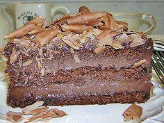 Àlvaro Rodrigues. Bolo Chiffon de Chocolate