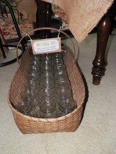 mason jar drinking glasses