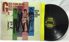 Greg Kihn Band - With the Naked Eye LP Vinyl Record Album EX In-Shrink