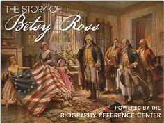 While exploring the content of Biography Reference Center we found this short and interesting story. Do you know what made Betsy Ross oppose Washington? Links are in place when you upload this widget inside LibraryAware.