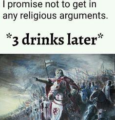 Religious arguments
