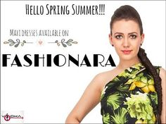 Shop Now on Fashionara: http://goo.gl/YCvC5U #Maxi#Midi#Dresses#Spring#Summer#Bright#Fusion#Vodka#Collection#trending#Fashion Vodka Fashion India's photo.