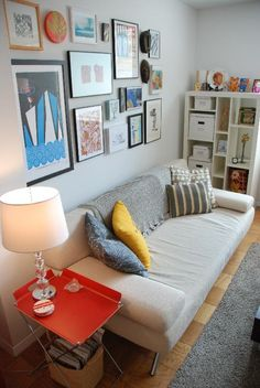 Rental Roundup: Our Best Tips Renters Solutions // via Apartment Therapy