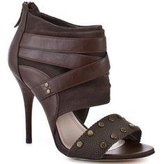 Amazon.com: Women's Shoe Zuri Heel - Dark Cognac by Plenty: Footwear: Shoes